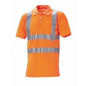 Poloshirt, 11113 - Orange