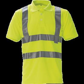 Poloshirt, 11113 -  Gelb