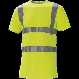T-shirt, 11114 - Gelb
