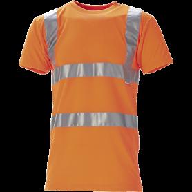 T-shirt, 11114 - Orange
