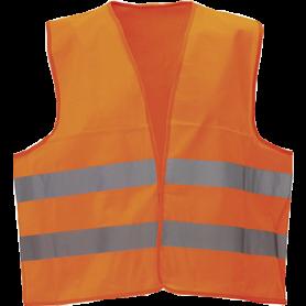 Reflexweste, EN471 klasse 2, 11116 - Orange