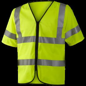 Reflexweste, EN ISO 20471 klasse 3, 11117 - Gelb