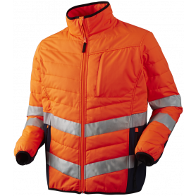 Steppjacke, 11142 - Orange/Marine