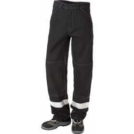 Bundhose, 12001 - Schwarz/Grau