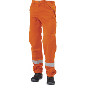 Bundhose, 12001 - Orange