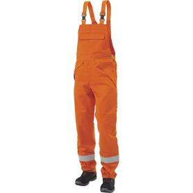 Latzhose, 12103 - Orange