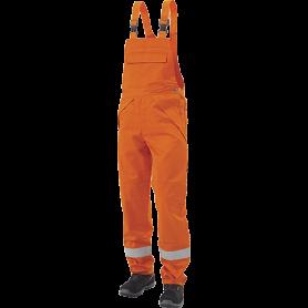 Latzhose, 12103 - Orange