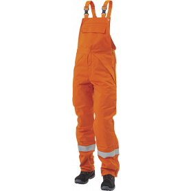 Thermo-Latzhose, 12113 - Orange