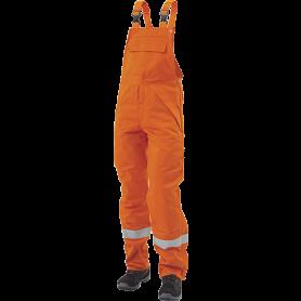 Thermo-Latzhose, 12113 - Orange