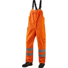Latzhose, High Performance, 12137 - Orange