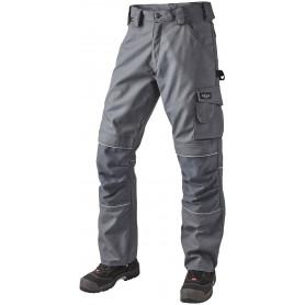 Bundhose, mit Stretch, 1500 - Grau