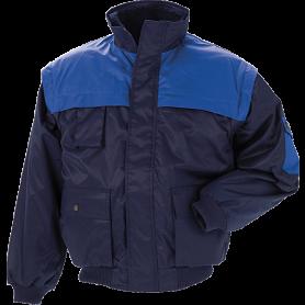 Jacke, mit abnehmbaren Ärmeln, 6121 - Marine/Königsblau