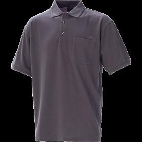 Poloshirt, 8505 - Grau