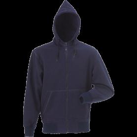 Kapuzensweatshirt, 8520 - Marine