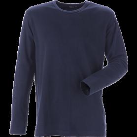 T-shirt mit langen Ärmeln, 8522 - Marine