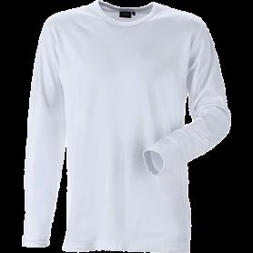 T-Shirt mit langen Ärmeln, 8522 - Weiß