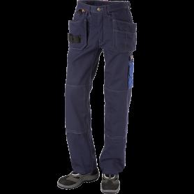 Bundhose mit hängetaschen, 9204 - Marine/königsblau