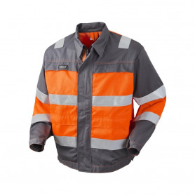 GHBV Blousonjacke, 9902 - Orange/Grau